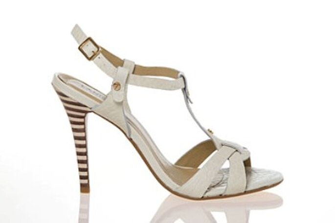 Comprar Sapatos de Noiva Online - modelo da Landior