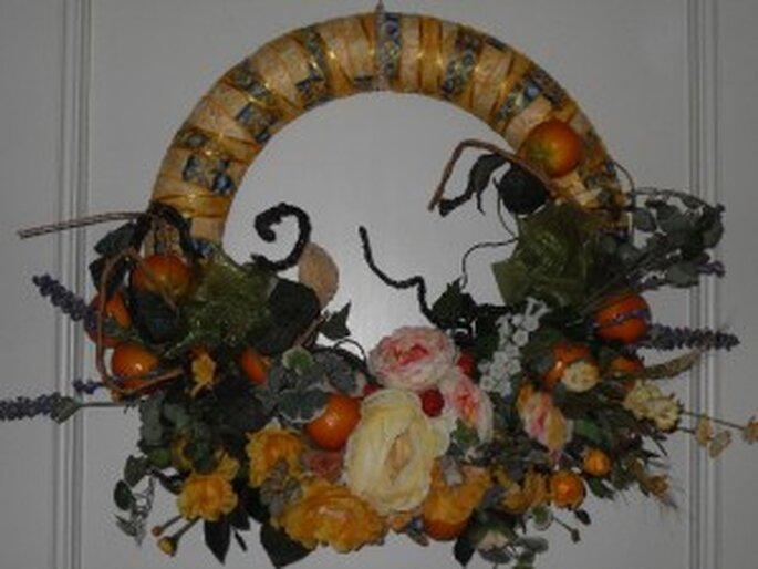 Originali decorazioni per le nozze