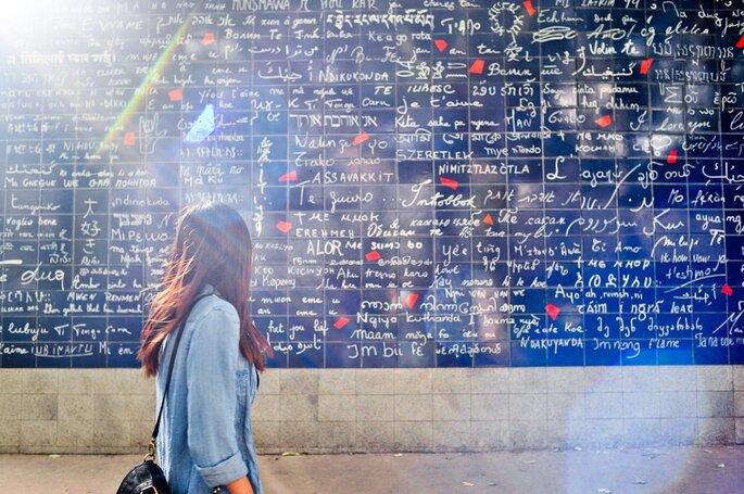 "Muro ""eu te amo"", Paris - WikiCommons"