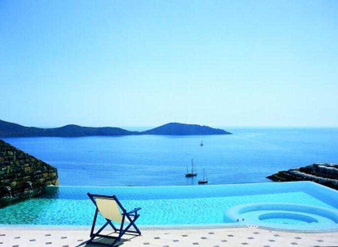 Un écrin luxueux et intime : idéal pour un voyage de noces !