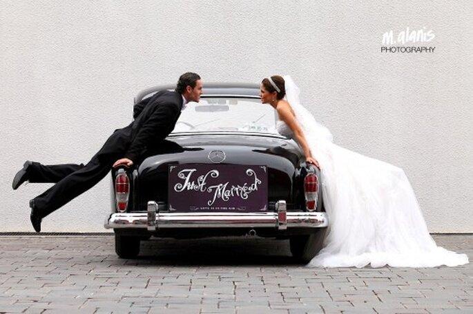 No pienses en los pequeños detalles y disfruta de tu boda al máximo - Foto Mauricio Alanis