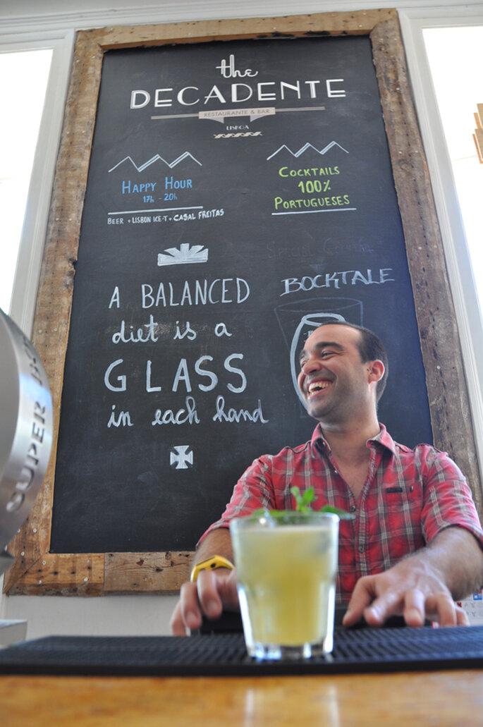 Un barman per la tua festa di addio al nubilato - Foto Felipe Vourakis Barbosa