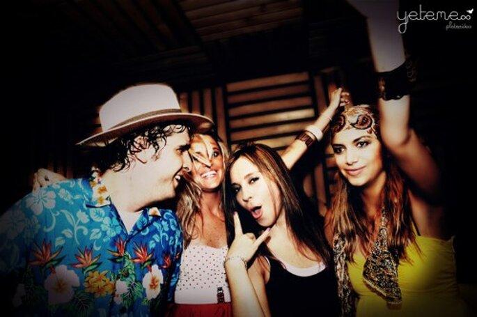 Foto del sitio de Tropikal Forever