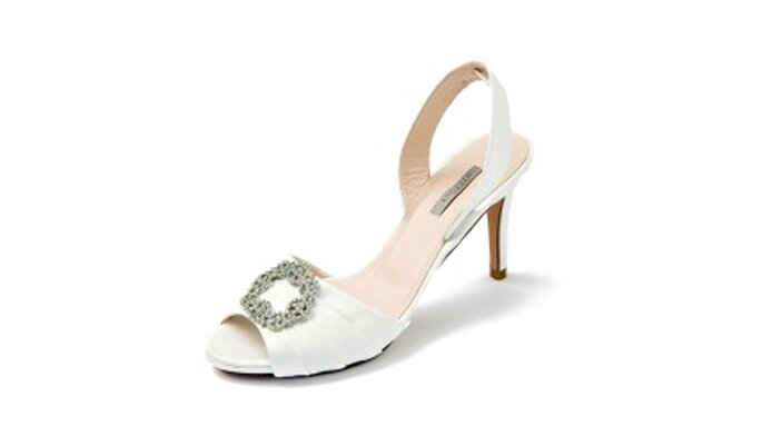 Zapatos de novia Uterqüe 2011