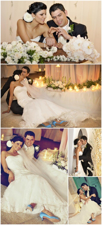 Imágenes de una boda. Foto: evazelenkova.com