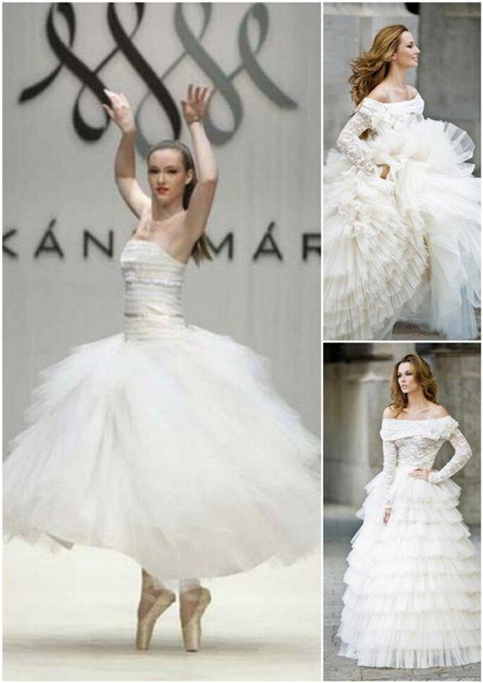 Brautkleider von Marta Makany