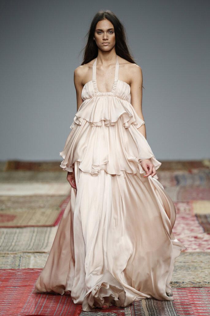 Alternative Wedding Dress S Manchester : The blushing bride in pink wedding dress alternatives