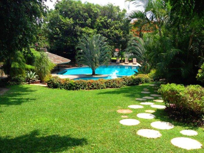 Jard n estad a un ambiente m gico y natural para tu boda for Jardin y natura