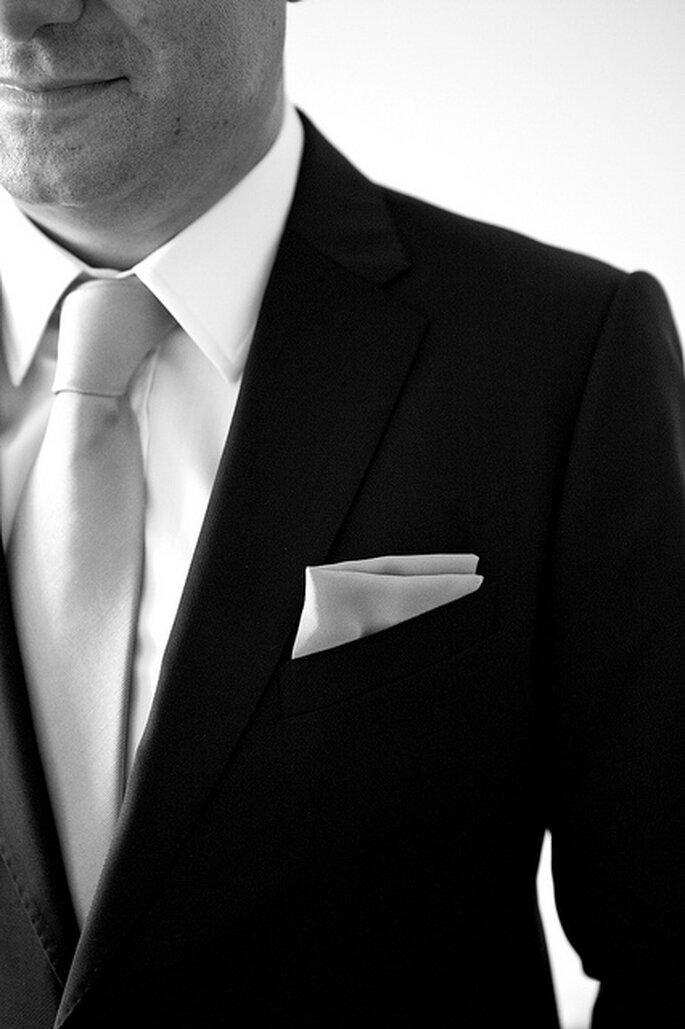 Accessoires de mariage : messieurs, ne négligez rien ! - Photo : Nuno Palha