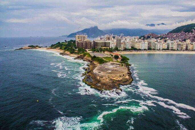 Foto: Divulgação Forte de Copacabana