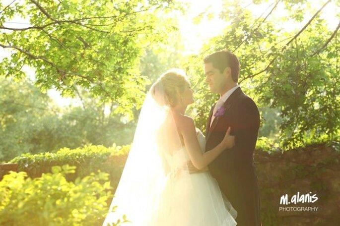 No dejes que el clima le reste magia a tu boda - Foto Mauricio Alanis