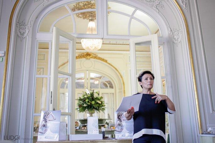 Fernanda Gomes da Lupabiológica apresenta a beautybox. Foto: Ludgi Fotógrafos