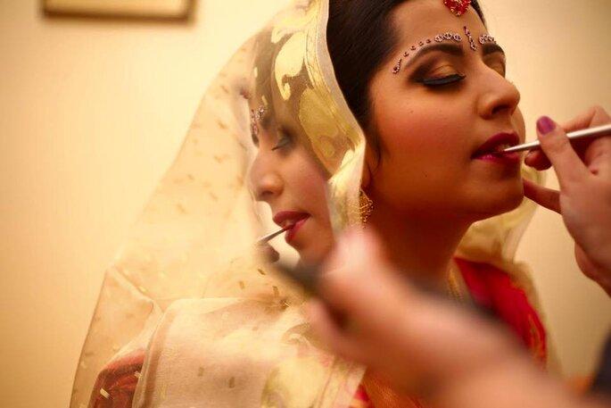 Credit: Makeup Artistry By Pehal.