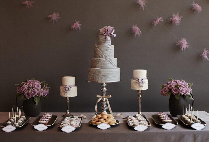 Púrpura en tu boda - Johnny Miller