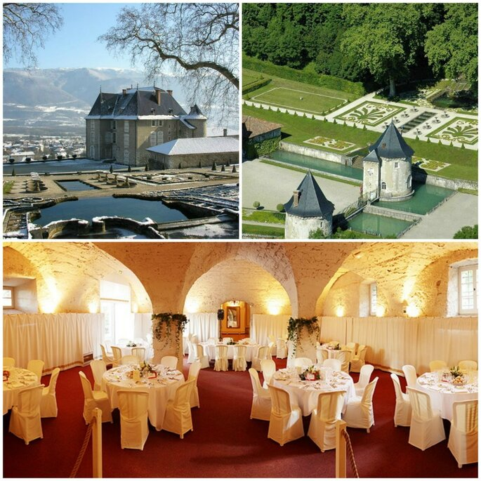 chteau - Reception Mariage Isere