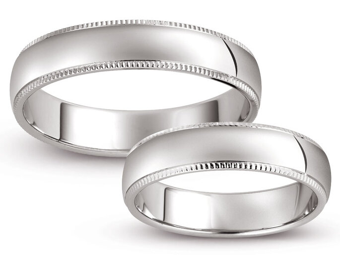 Apart- obrączka srebrna