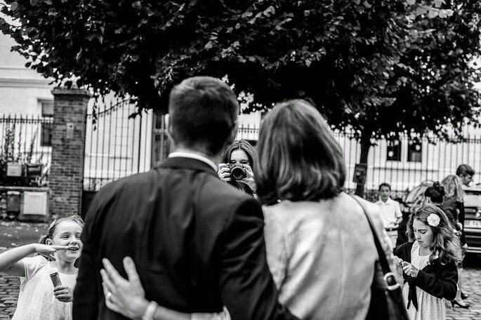 Créer du lien. Photo: Sylvain LE LEPVRIER