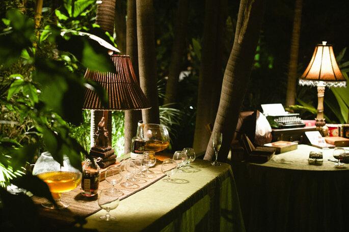 Boda en la casa de Ernest Hemingway. Foto: Clau Photography Fine Art