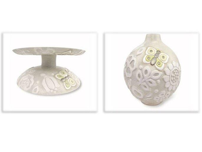 Due regali preziosi della linea Prestige da donare agli sposi. Foto: it.thun.com