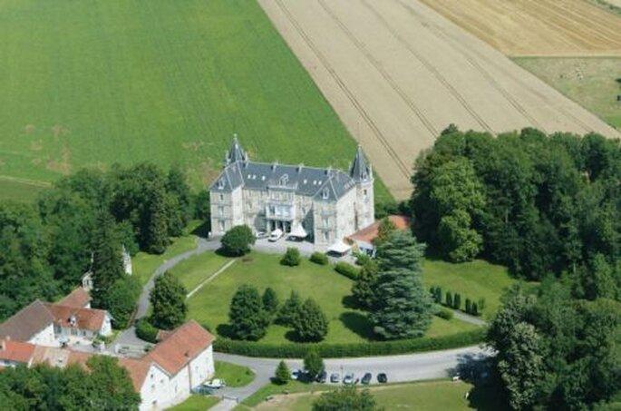 Le Château de Clairvans : un petit joyau pour se marier
