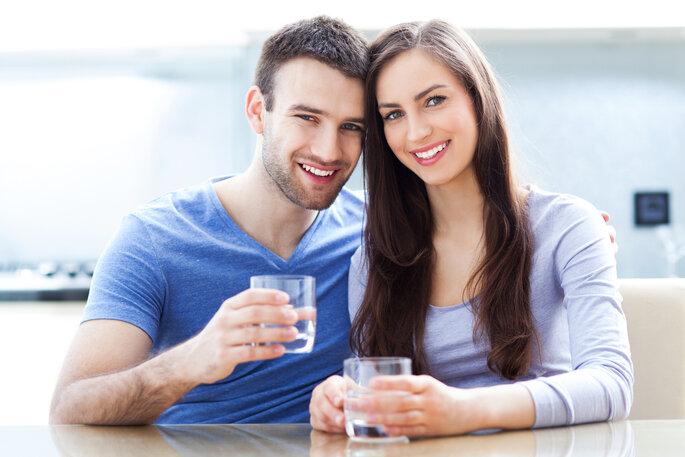 ¿Te estás hidratando bien? La importancia de beber agua. Foto: Edyta Pawlowska via Shutterstock (2)