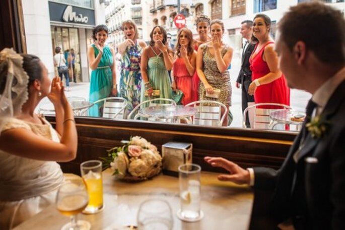 Espanha: cultura, história e festa para seu Destination WeddingFoto: Etura Weddings