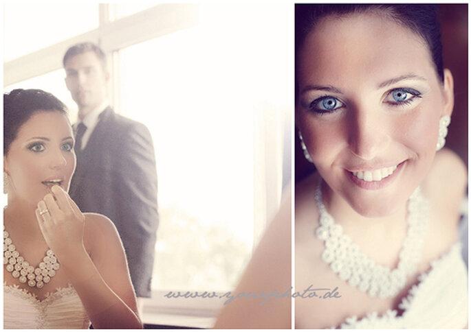 Hochzeit von Nadja & Alexander - Fotos: yourphoto.de.