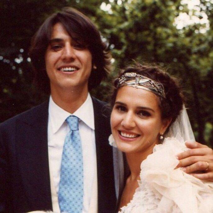La boda de Margherita Missoni - Foto: Cortesía Vogue España vía twitter