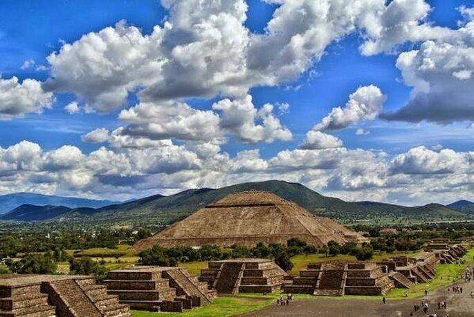 Teotihuacán Facebook oficial
