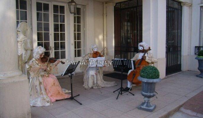 Venise, un thème de mariage romantique à souhait !