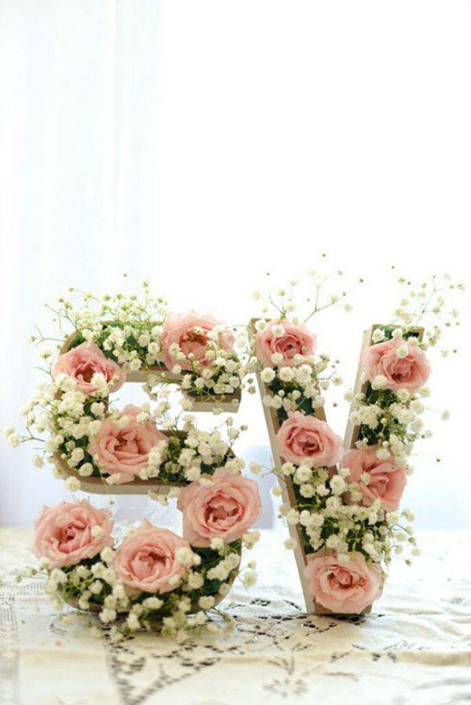 Flores boda