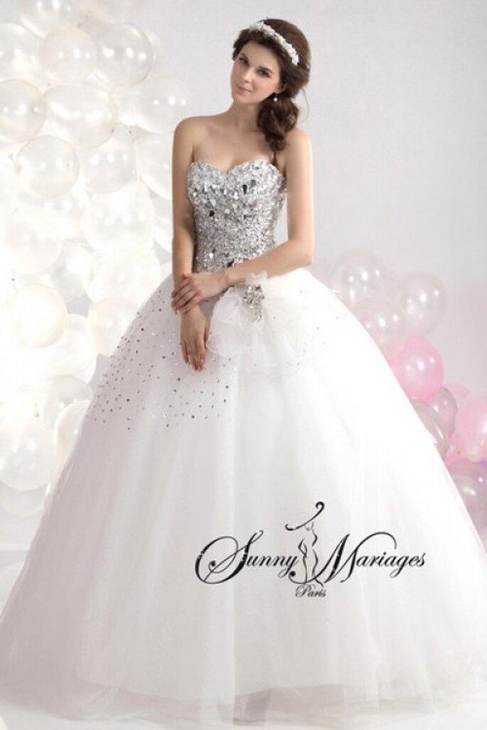 illuminez votre noce petit prix avec une robe sur mesure