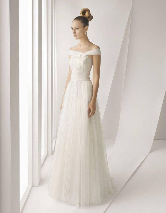 Vestidos de Noiva Rosa Clará 2012 - Adagio