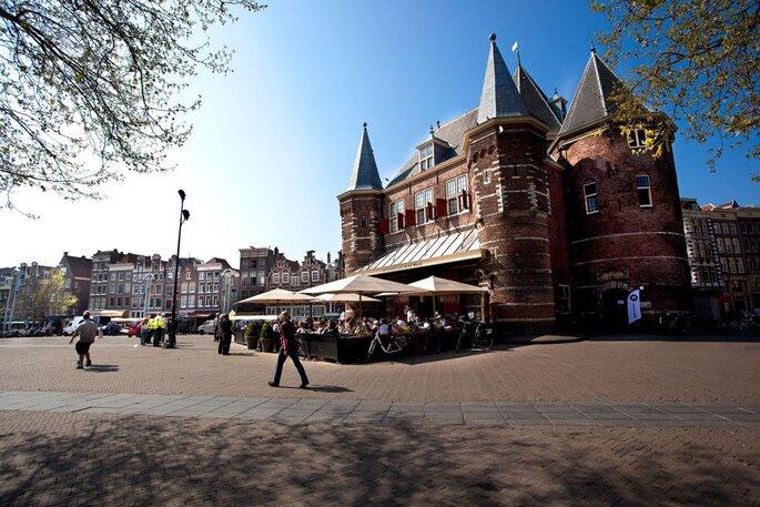 Foto: Restaurant-Café in de Waag