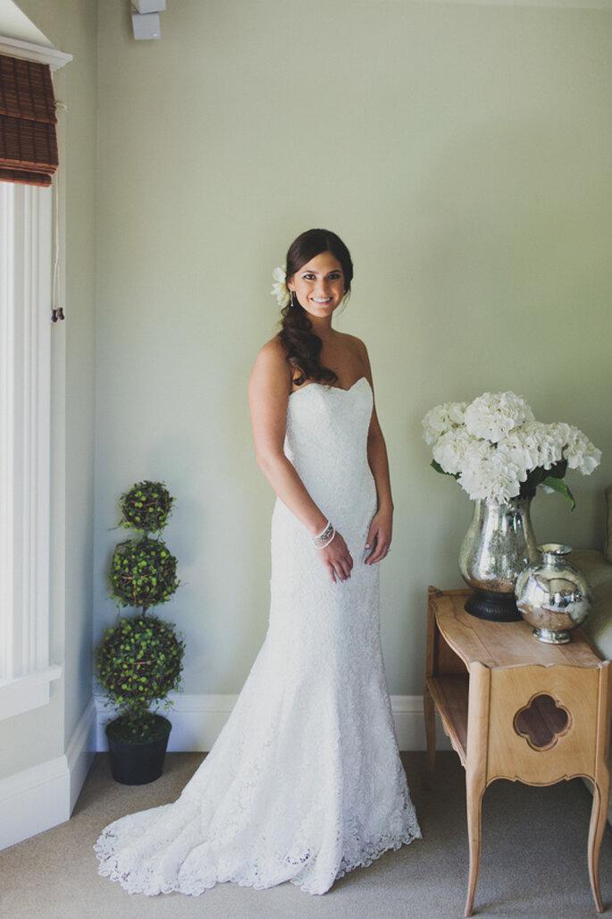 Kristin phil una boda shabby chic en un club de yates de california - Boda shabby chic ...