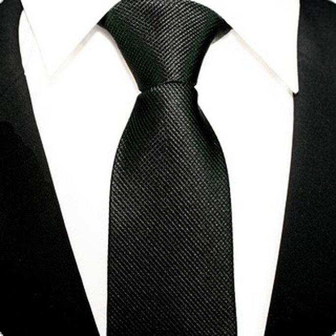 Elige el nudo de corbata más adecuado para las características de la camisa