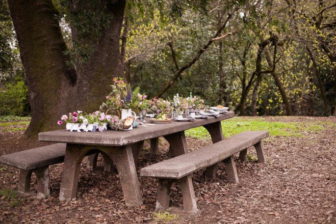 Boda picnic - Jessamyn Harris Photography