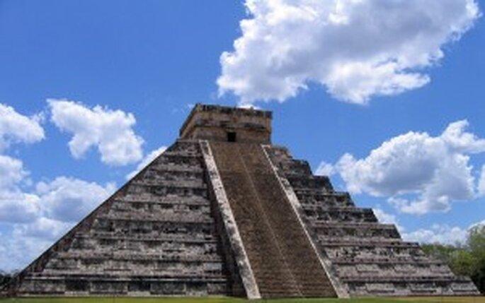 Chichén Itzá en Méjico
