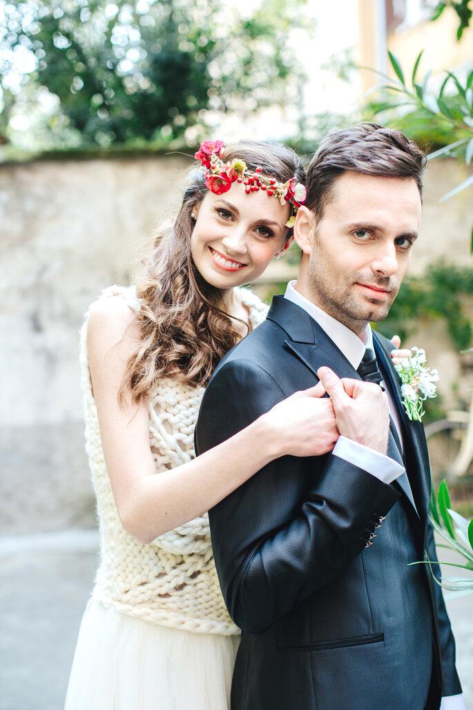 Photo: Elena Corbari and Erica Brenci – Les Amis Photo