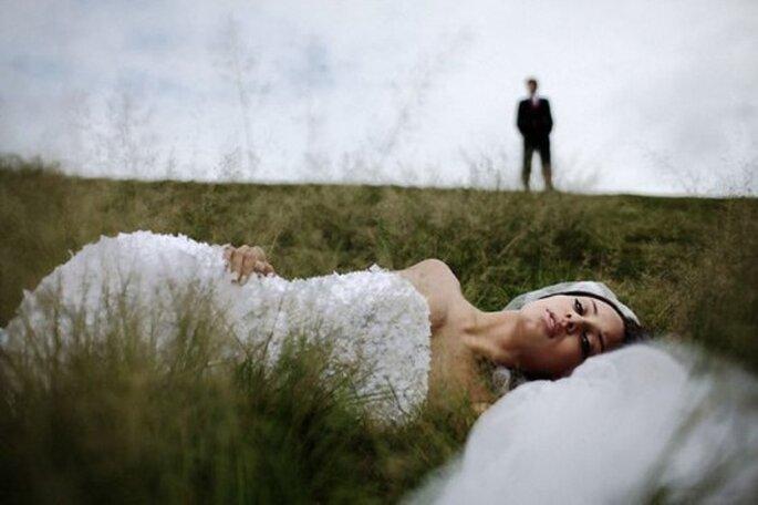 Photo de mariage. Photo de Fer Juaristi.