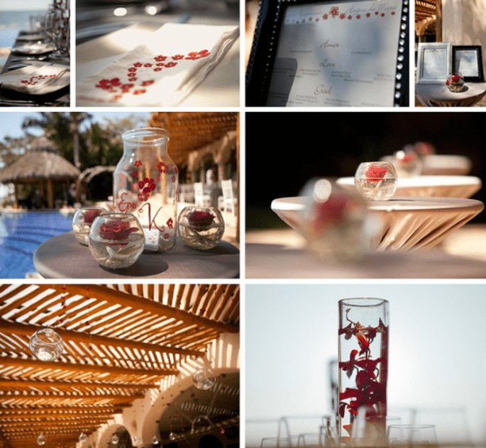 La boda de playa de Lili y Kieran. Fotografía Marcos Valdés