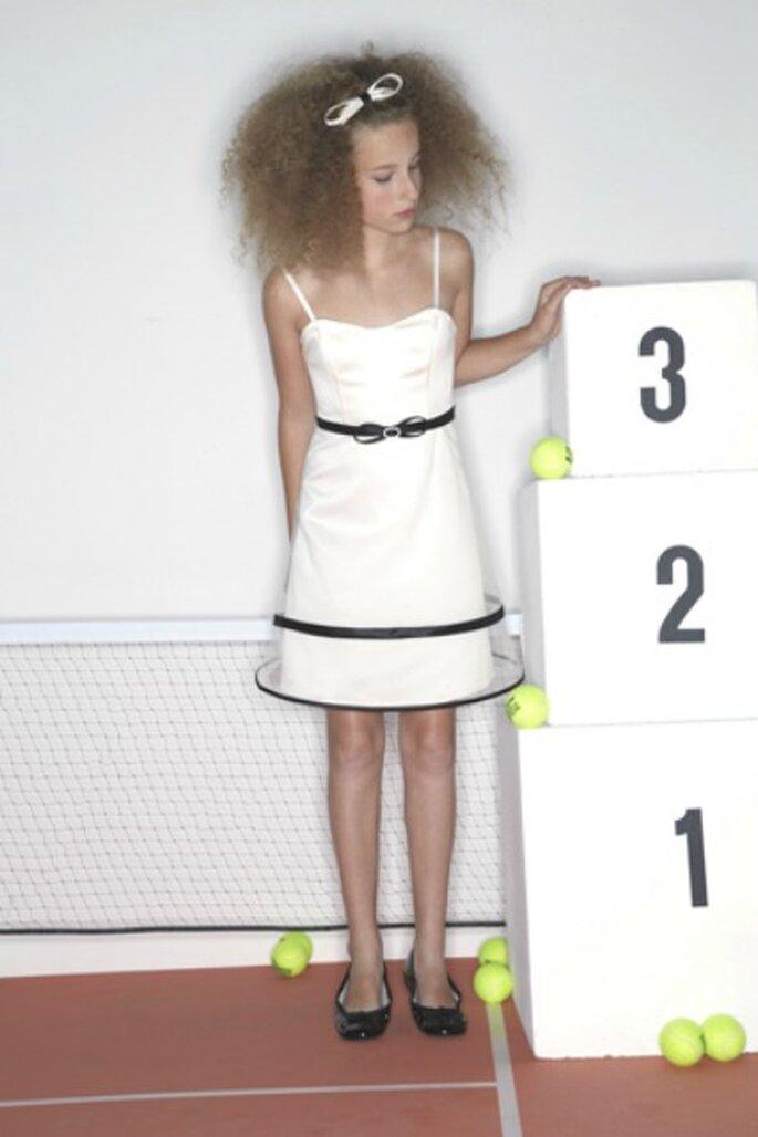Collection Enfant Suzanne Ermann, modèle Roots - Photo : Suzanne Ermann