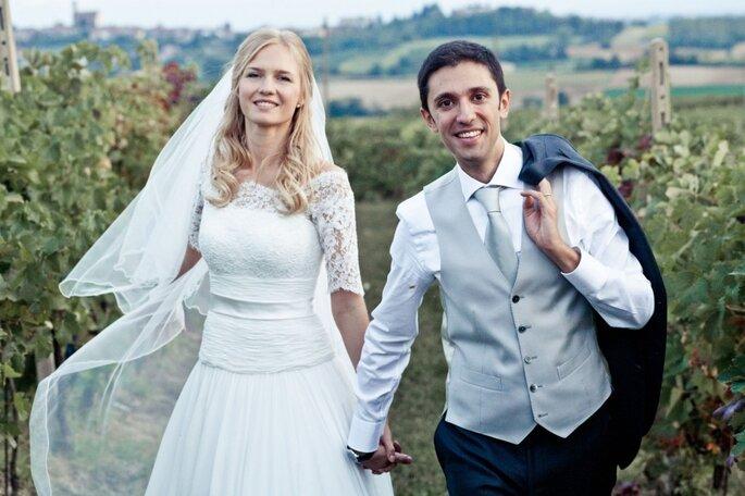 Una Favola Nata Da Una Coincidenza: Il Real Wedding Di