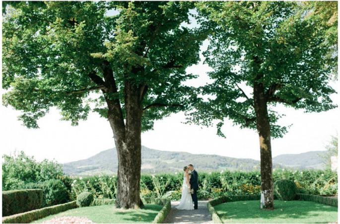 Boda romántica y elegante en Suiza - Foto Nadia Meli