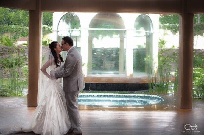 Elige la fotografía artística para el día de tu boda - Foto Arturo Ayala