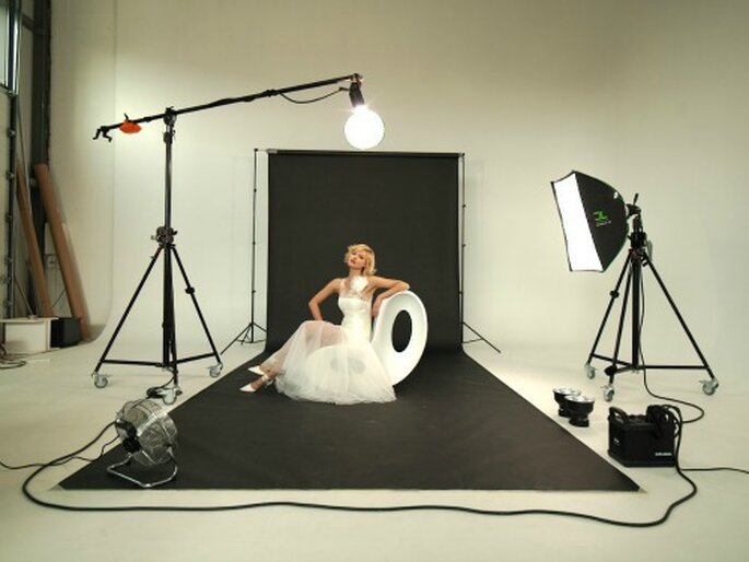 Robe de mariée Lambert Créations 2013, modèle Morane - Photo : Lambert Créations