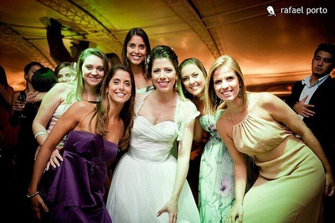 Ne lésinez pas sur le buffet pour la soirée de mariage - Photo : Rafael Porto