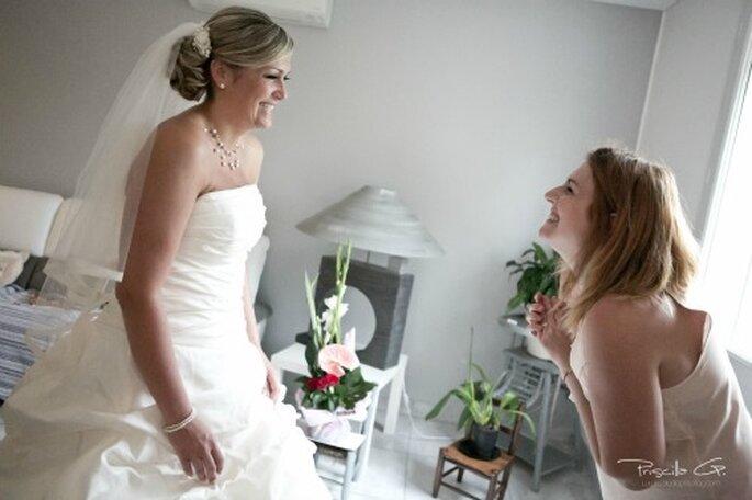 Se reposer sur l'expérience d'une organisatrice de mariage : quoi de mieux ?
