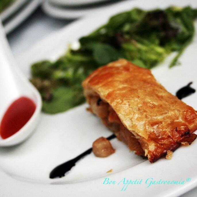 Bon Appetit Gastronomía