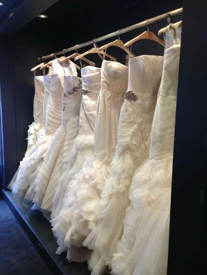 Vestidos de novia exclusivos para todo tipo de novias - Foto Vera Wang